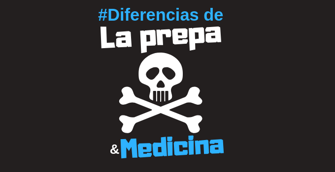 todo sobre la preparatoria y la faculta de medicina en la carrera de medicina